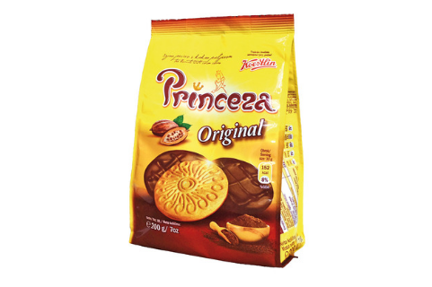 Biscuits Princeza produced by Koestlin HR