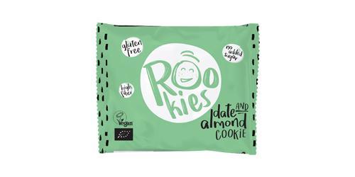 Rookies date & almond cookie