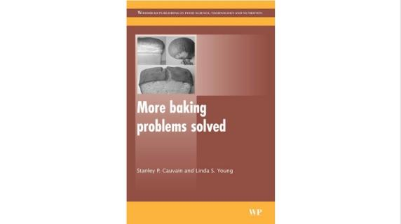 Books More baking problems solved produced by Elsevier