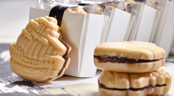 Monaka, Japanese Sweet Treat