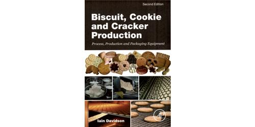 Books Biscuit, Cookie and Cracker Production produced by Elsevier