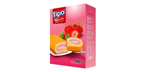 Tipo Mini Roll Cake