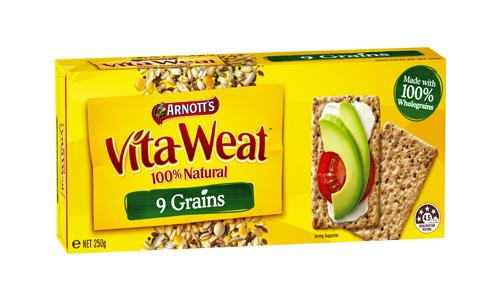 Biscuits Arnott's Vita-Weat produced by Arnott's Group