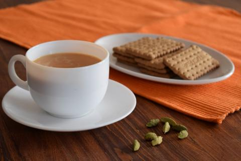 The Best Way to Start Your Day – with Coffee and Morning Coffee Biscuit