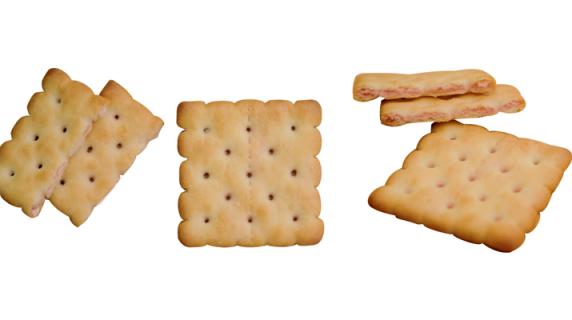 Three Layer Crackers