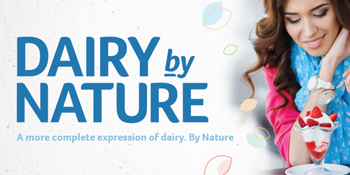 Ingredients Dairy by Nature produced by Synergy Flavours
