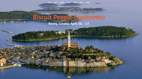 biscuit people announces the 1st international conference