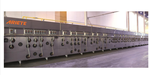 Equipment Tunnel Ovens produced by Ariete