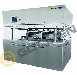 Equipment Chocolate Coating Machine produced by Gocmen Machine Ind. ltd. Co.