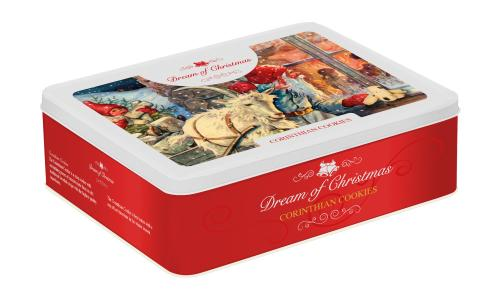 Biscuits Dream of Christmas - Corinthian Cookies produced by Dream of Sweden Swedish Cookies