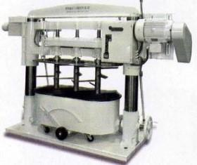 Three Spindle-Vertical Mixer