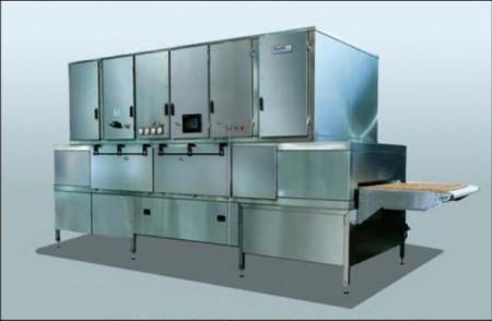 Strayfield dielectric oven