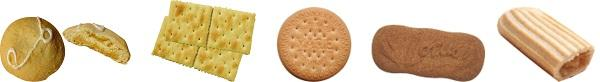 Biscuit structure