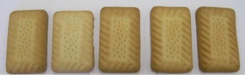 fat reduction in biscuits
