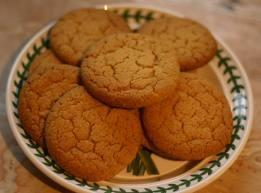 ginger biscuits 1