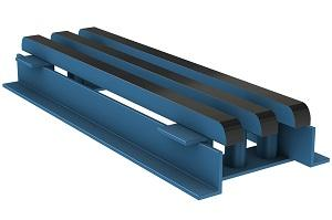 Graphite skid bar station from Sandvik