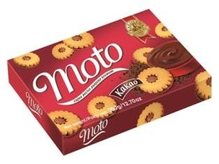 Biscuits Moto produced by Karolina