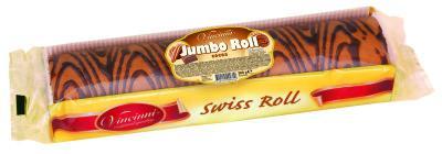Swiss roll/ jumbo roll Vincinni 300 g