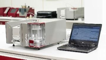 Equipment Mixolab 2 produced by CHOPIN Technologies