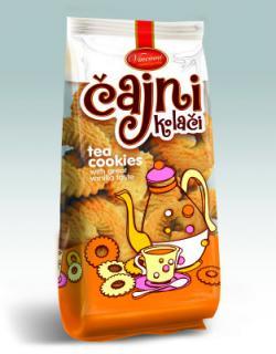 Tea cookies Vincinni