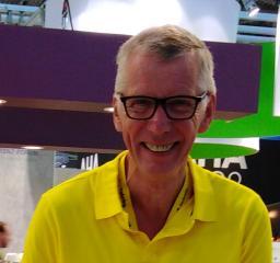 Piet de Heer R&D Application consultant Pastry and