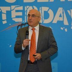 Walid Alameddine CEO Saudi Bakeries Company and Other