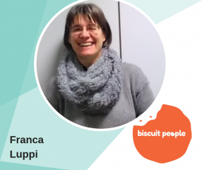 Franca Luppi sales & marketing export manager in Errebi Technology and