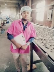 Shamim Iqbal and Equipment manufacturer