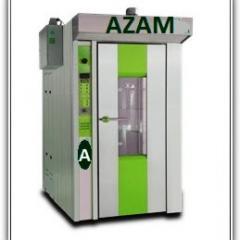 AAzam oven and