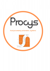 Procys Procys develops, designs and builts tailor-made automated industrial equipment for the food industry. and Equipment manufacturer
