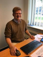 Ingo Markmann Regional Sales Manager and Equipment manufacturer