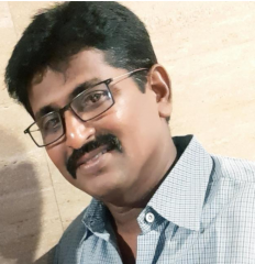 addepalli syam kumar running a small scale biscuit manufacturing company at nellore, andhra pradesh, and Biscuit manufacturer