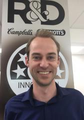 Matt Wilson Associate Director R&D - Science & Technology and Biscuit manufacturer